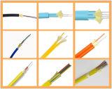 Sc LC FC APC 0.9mm 2.0mm 3.0mm Simplex Singlemode Fiber Optic Connector