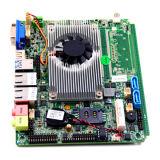 Fanless Intel原子N455は小型マザーボード4*USBポートが付いているコアプロセッサの二倍になる