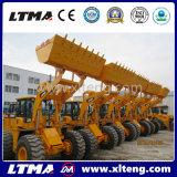 Lader van het Wiel van de Fabrikant van Ltma de Chinese de VoorLader van 5 Ton voor Verkoop