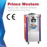 Qualität Floorstand 1 einzelnes Aromaweiche Serve-Eiscreme, die Maschine auf Verkauf herstellt