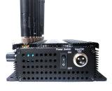 Regelbare 8 Blocker van het Signaal WiFi van de Telefoon 2.4G 5.8g/5.2g van de Cel van Antennes