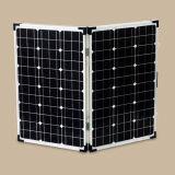 Kit monocristallino 120W dei comitati solari di prezzi a energia solare del sistema