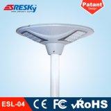 Niedrige des Preis-LED Solarzustimmung garten-Bahn-Licht-Cer FCC-RoHS
