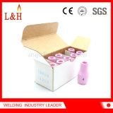 boquilla de cerámica 13n08 para el soplete de TIG