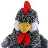 Heißer Verkauf angefülltes fettes Huhn-Spielzeug mit Küken