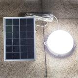 2016 lumière à la maison d'intérieur solaire de lampe de mur de plafond de lumière extérieure sèche à télécommande de jardin des nouveaux produits 60 DEL