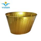 Metallisches Bronzegoldspiegel-Chrom-dekorative Puder-Beschichtung