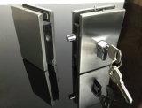 Het Slot van de Deur van het Glas van de Montage van het Flard van het Roestvrij staal van de Scharnier van het aluminium