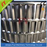 Legierter Stahl-gute Qualitätsdoppelt-Rollen-Presse-Granulierer-Maschine