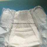 布は乾燥した表面が付いている赤ん坊のおむつを好む