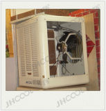 Refrigerador de aire evaporativo montado ventana axial industrial del ventilador de las unidades de la ventana A3