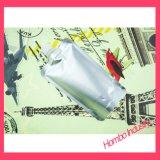 カスタマイズされた特別整形吸引のノズル袋のフォールドウォーターバッグのポリ袋