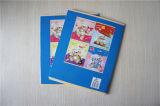 Kundenspezifisches Papiernotizbuch-Schule-Kursteilnehmer-Übungs-Buch
