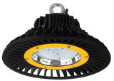 Lámparas industriales ligeras del proyector del techo de la lámpara LED de la lámpara de mina de la alta bahía del UFO de AC85-277V 120W 150W 200W LED LED