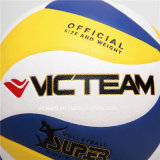 Volleyball normal promotionnel marqué de formation