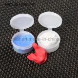 재사용할 수 있는 관례에 의하여 주조되는 귀 플러그 청각 보호 방음 귀마개