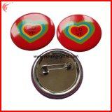 Insigne de bidon de bouton personnalisé pour les cadeaux de promotion (YH-TB005)