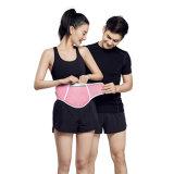 Garniture de chauffage de support de taille d'abdomen de femmes de physiothérapie de Graphene