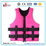 Модные спасательные жилеты заплывания неопрена