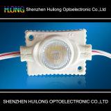 Iluminación bilateral para el módulo de los rectángulos de iluminación del anuncio LED