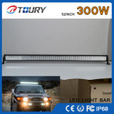 道のクリー族LED作業LEDライトバー、高品質を離れた300W 52inch