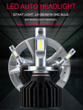 도매 LED 램프 헤드라이트 장비 차 광속 전구 9005 LED 자동 점화