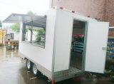 Custom Suppling Mobile Alimentación Eléctrica Catering Car Truck Trailer