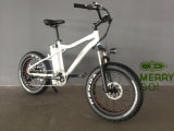 소형 전기 뚱뚱한 타이어 자전거를 펼치는 36V 350W
