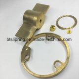 China ISO zertifiziert Hersteller Angebot Edelstahl / Aluminium / Kupfer / PTFE bearbeitete Teile