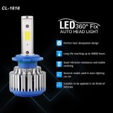 穂軸LEDのヘッドライトの球根の変換キット36W 3600lm 5000k