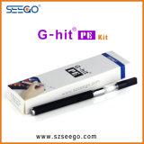 Il brevetto in registrazione G-Ha colpito la sigaretta molto piccola del serbatoio E del PE per il E-Liquido di Cbd