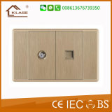 Hot Sale 250V 15A Electrical Germany Socket
