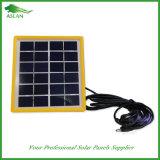 Feito no painel solar poli de China 2W 6V para a iluminação