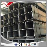 Стальная пробка/стальная полая труба квадрата раздела/прямоугольная труба с стандартом ASTM A500/EN10219/EN10210/AS1163