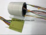 38 circuits séparent des bagues coulissantes avec la solution flexible, le ce, FCC, RoHS, OIN certifiée