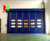 El apilamiento industrial Puerta de Gran Almacén de la fábrica (Hz-FC037)