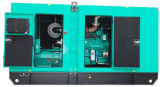 gerador Soundproof do motor 400kVA Diesel