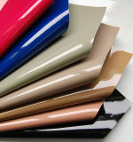 PVC 가짜 포장 비닐 합성 가죽 직물