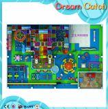 Apparatuur van de Speelplaats van de Kinderen van Playgroundr van >Indoor de Houten
