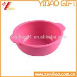 Bol de sauce à silicones de bases de ménage mini avec la forme ronde
