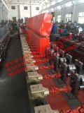 Roulis personnalisé d'obturateur de porte de mousse d'unité centrale formant la machine