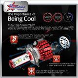 Qualität mit rote H4 9004 9007 hohem niedrigem Scheinwerfer des Träger-LED für Scheinwerfer des Auto-Motorrad-H13 LED