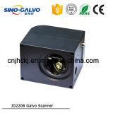 Testa della marcatura del laser di alta qualità Jd2208 per la stampatrice della macchina/maglietta della marcatura del laser