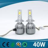 Neuester 40W 6500k H4 H11 H7 5s Scheinwerfer der super hellsten Förderung-der Luft-LED für Auto