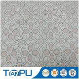Neues Deisgn strickte Polyester-Jacquardwebstuhl-Matratze-Gewebe 100%