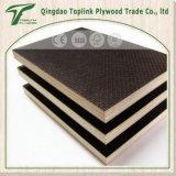 Modelo de madera negro barato alto de la resistencia de flexión de Angola para la construcción