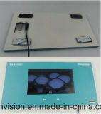 "7 "" kann videobroschüre-Karte LCD-OTG automatisches Exemplar-Faltblatt"