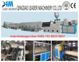 Linha de produção plástica da extrusão da tubulação de água do PVC da máquina da tubulação