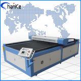 machines de gravure de laser de CO2 de 1300X2500mm pour le contre-plaqué en plastique acrylique en bois de forces de défense principale de tissu
