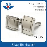 Venta al por mayor 316L Stainless Steel Bulk Cufflink